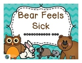 Bear Feels Sick Interactive Companion Set
