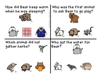 Bear Feels Sick Interactive Companion Set