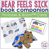 Bear Feels Sick:  Speech & Language Activities