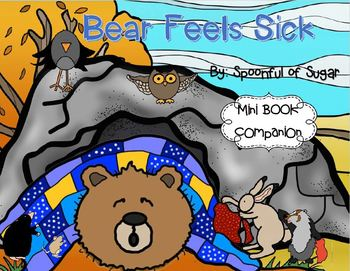 Bear Feels Sick (Story Companion with QR codes)