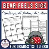 Bear Feels Sick Book Companion