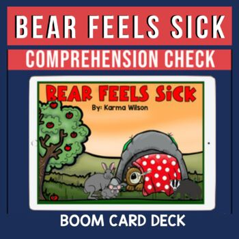 Bear Feels Sick Book Companion