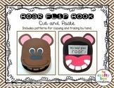 Bear Craft | Flip Book | Sounds | Zoo Animal Activities | Forest Activity