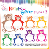 Teddy Bear Clipart Frames