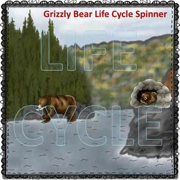 Grizzly Bear (Life Cycle Spinner)