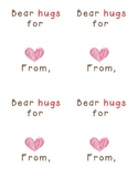 """""""Bear Hugs"""" for Your Students"""