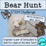 Bear Hunt STEM Challenge