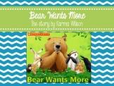 Bear Wants More (Book Companion)