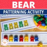 Bear Pattern Activity