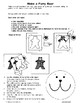 Bear Picnics, Puppets, and Puzzles