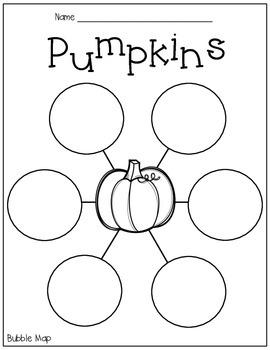 Bear Pumpkin Craft