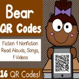 Bear QR Codes