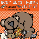 Bear Says Thanks... A Freebie