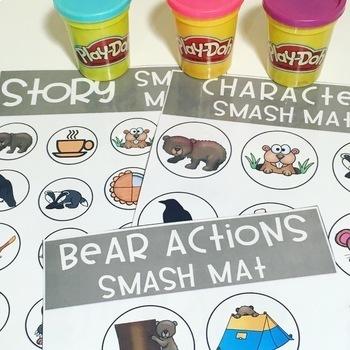 Bear Says Thanks Preschool Book Companion