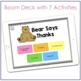 Bear Says Thanks:  Speech & Language Activities