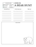 """Cub Scout- Bear Scout """"Fur, Feathers, and Ferns"""" Animal Observation"""