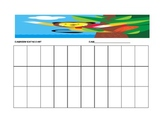 Bear Seating Chart Template for the Music Classroom
