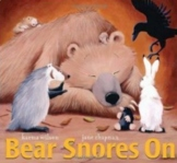 Bear Snores On Amazing Words PPT