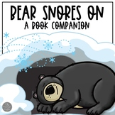 Bear Snores On: A Karma Wilson Book Study