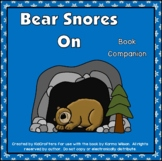 Bear Snores On Story Companion