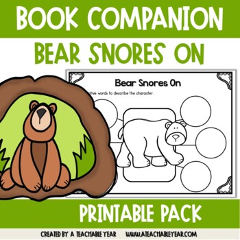 Bear Snores On- Book Companion