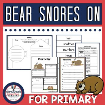 Karma Wilson's bear books are just plain adorable, and they are rich with tier 2 vocabulary. Check out this post for beary special teaching tips with a bear theme.