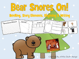 Bear Snores On! {Literacy Activities}