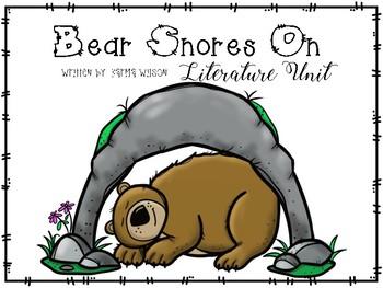 Bear Snores On [Literature Unit]