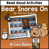 Bear Snores On Also Non Fiction Activities: Brown Bears