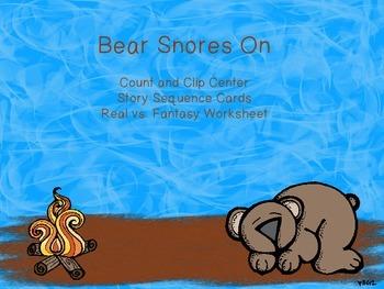 Bear Snores On Mini Unit