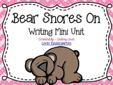 Bear Snores On {No Prep Writing}