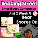 Bear Snores On SmartBoard Companion Kindergarten
