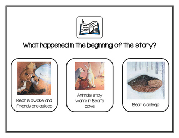 Bear Snores On Shared Reading