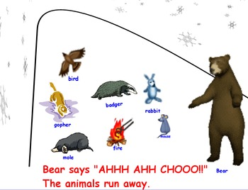 Bear Snores On Simplified