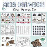Bear Snores On Speech and Langage Pack