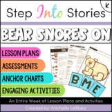 Bear Snores On Step Into Stories