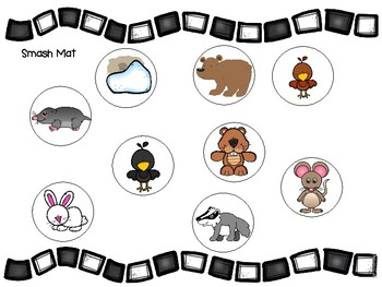 Bear Snores Preschool Activities