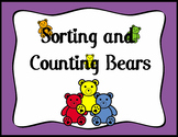 Bear Sort and Count