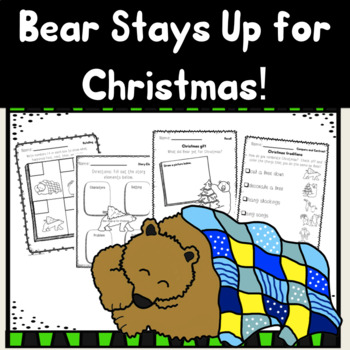 Bear Stays Up For Christmas: Book Companion