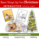Bear Stays Up For Christmas Activities