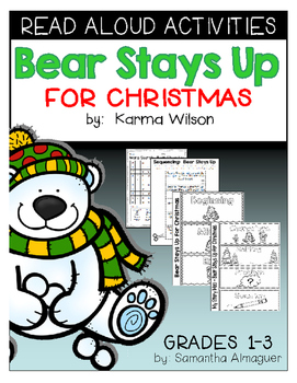 Bear Stays Up for Christmas - Read Aloud Activities