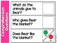 Bear Stays up for Christmas Book Companion- AAC/Core Vocabulary & WH Questions