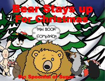 Bear Stays up for Christmas (Book Companion)