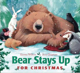 Bear Stays up for Christmas Story Elements