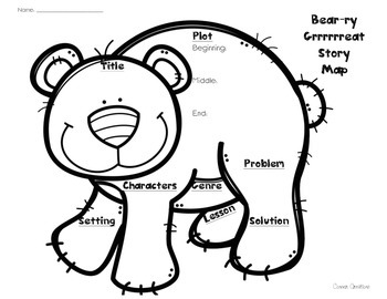 Bear Story Map