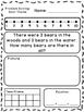 Bear Theme Addition & Subtraction Word Problems (Kindergar