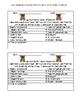 Bear Themed Behavior Clip Chart Packet