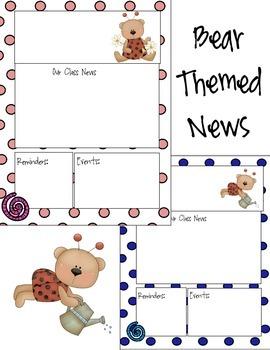 Bear Themed Bundle