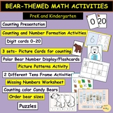 Bear-Themed Worksheets/Activities Counting Sequencing Miss