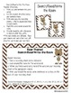 Bear Themed Search-Read-Write The Room Center